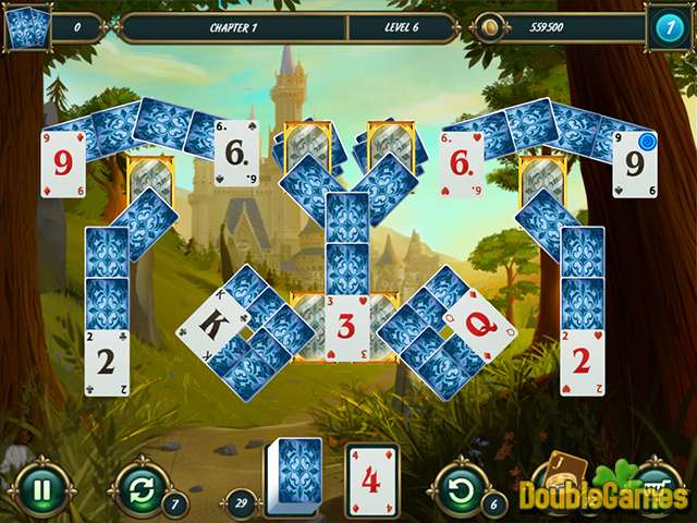 Free Download Mystery Solitaire: Grimm's Tales 2 Screenshot 1