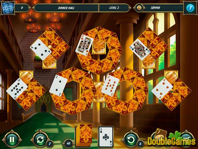 Free Download Mystery Solitaire: Grimm's Tales 2 Screenshot 3