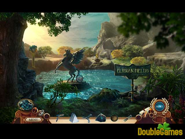 Free Download Myths of the World: Fire of Olympus Screenshot 1