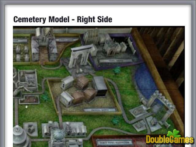 Free Download Nancy Drew: Legend of the Crystal Skull - Strategy Guide Screenshot 2
