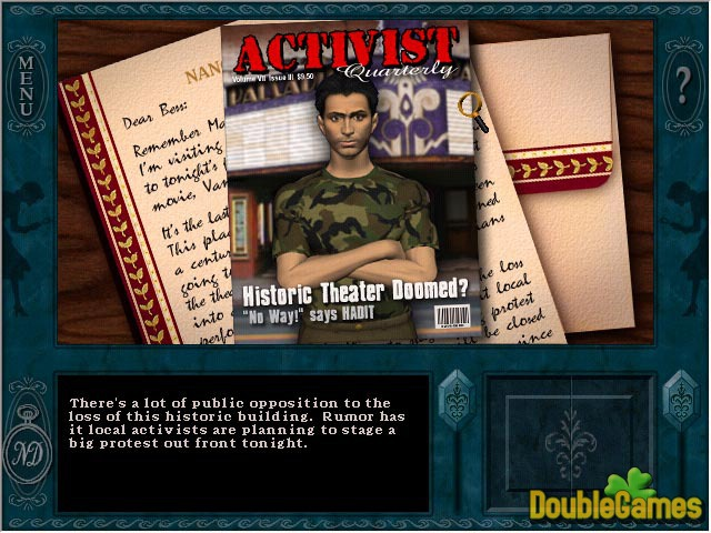Free Download Nancy Drew: The Final Scene Screenshot 3