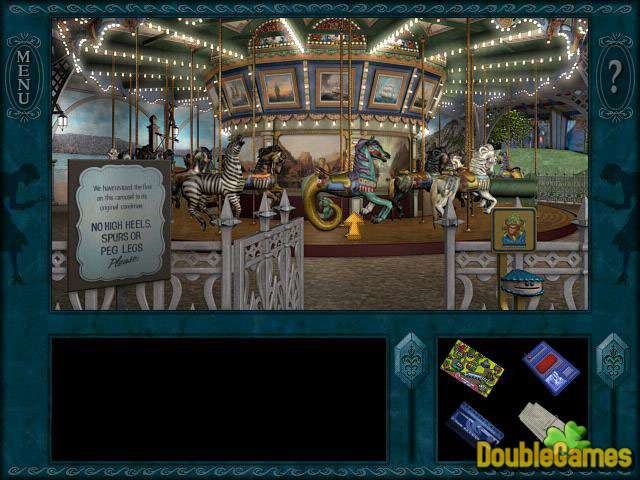 Free Download Nancy Drew: The Haunted Carousel Screenshot 1