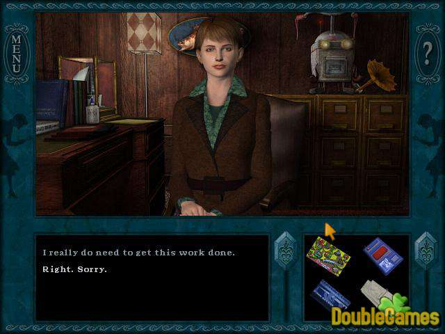 Free Download Nancy Drew: The Haunted Carousel Screenshot 3