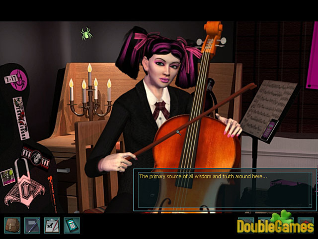 Free Download Nancy Drew: Warnings at Waverly Academy Screenshot 2