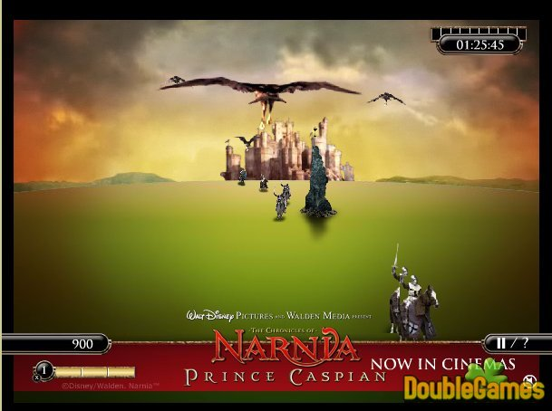 Free Download Narnia Games: Gryphon Attack Screenshot 3