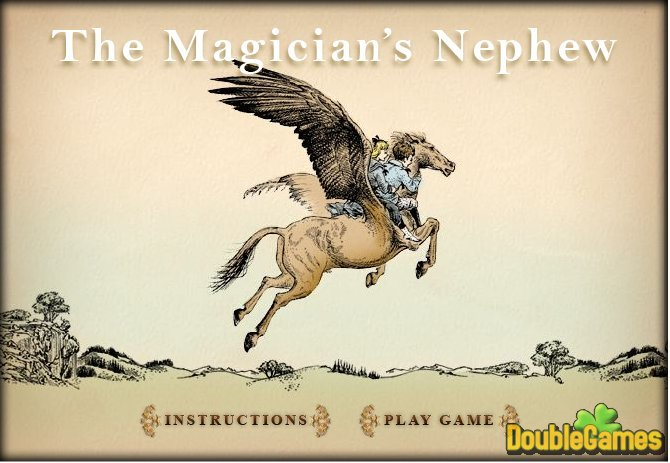 Скачать бесплатно Narnia Games: The Magician's Nephew скриншот 1