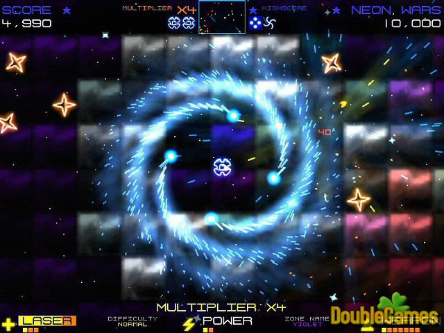 Free Download Neon Wars Screenshot 3