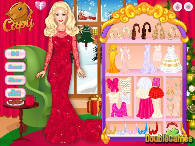 Free Download New Year's Disney Diva Screenshot 1