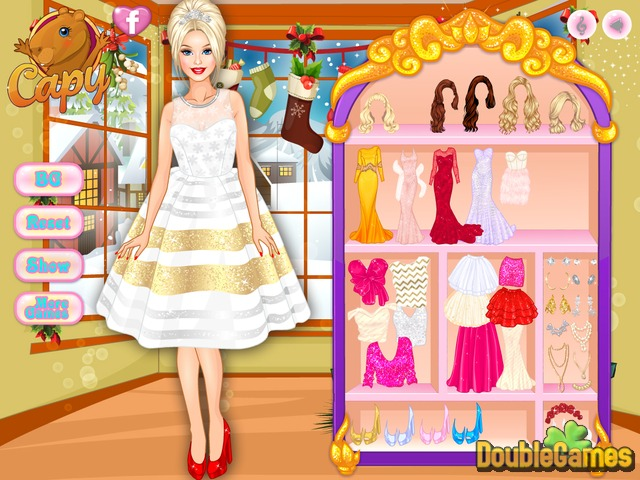 Free Download New Year's Disney Diva Screenshot 2