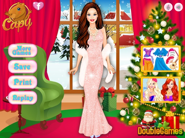 Free Download New Year's Disney Diva Screenshot 3
