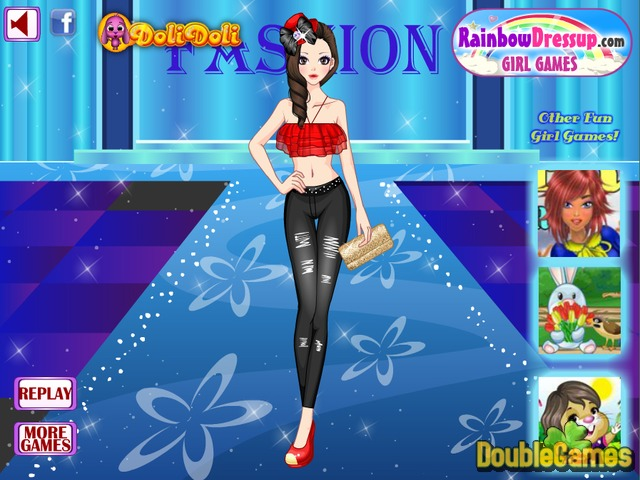 Free Download Next Top Model Screenshot 3