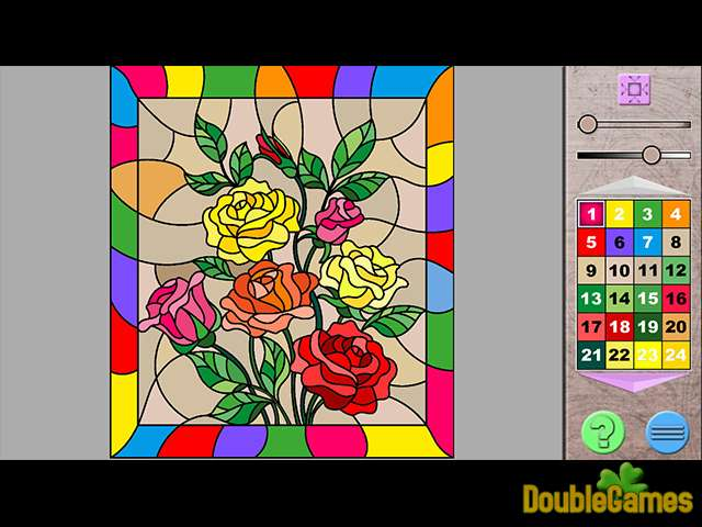 Free Download Paint By Numbers Screenshot 2