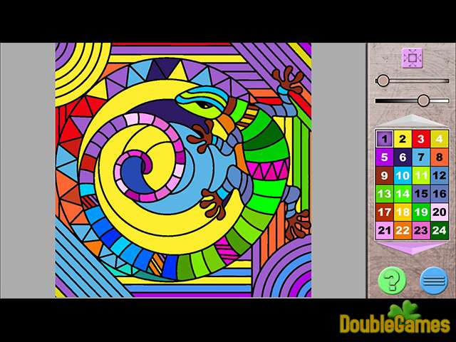 Free Download Paint By Numbers Screenshot 3