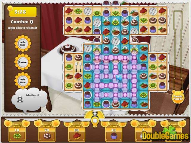 Free Download Panda Gourmet Screenshot 2