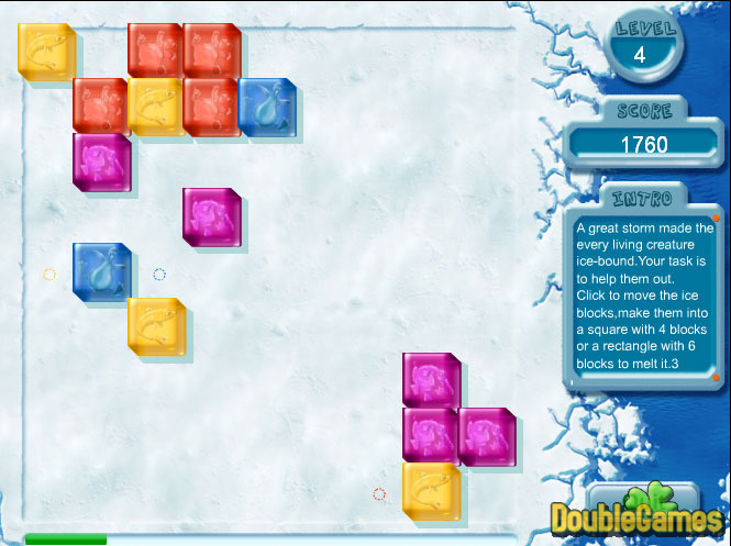 Free Download Penguin Boxes Screenshot 3