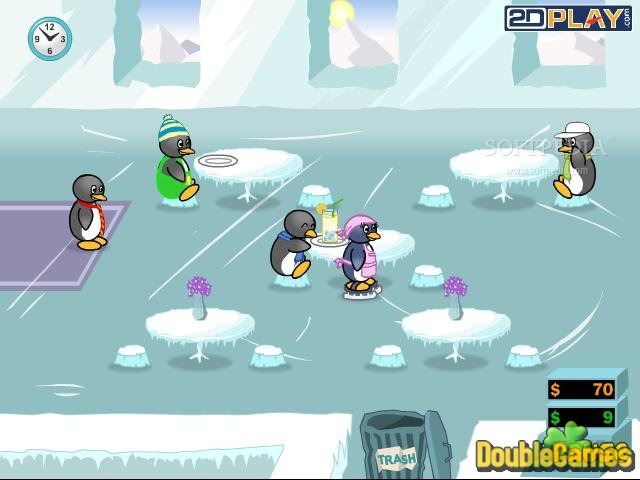 Free Download Penguin Diner 2 Screenshot 2