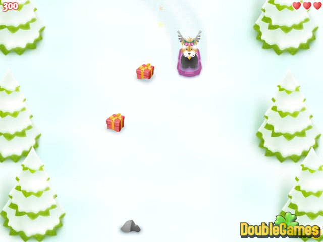 Free Download Pet Sledding Screenshot 2