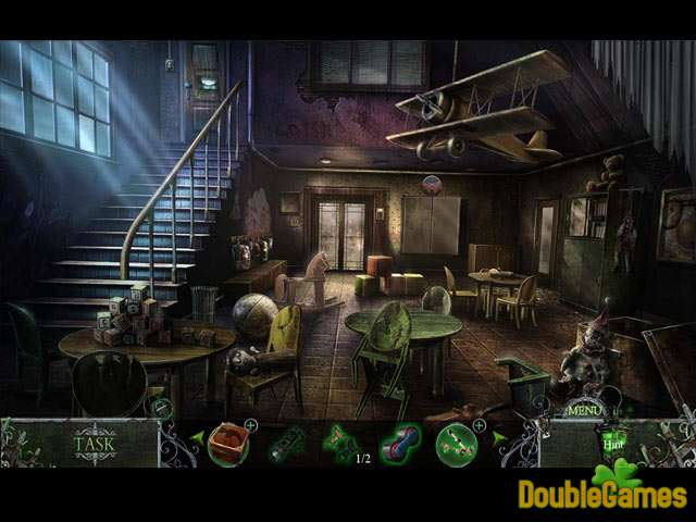 Free Download Phantasmat: Town of Lost Hope Screenshot 1