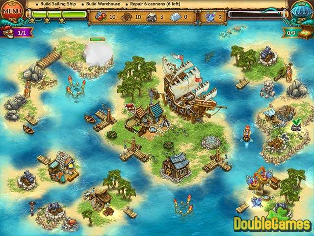 Free Download Pirate Chronicles Screenshot 1