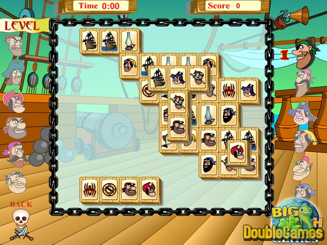 Free Download PirateJong Screenshot 2