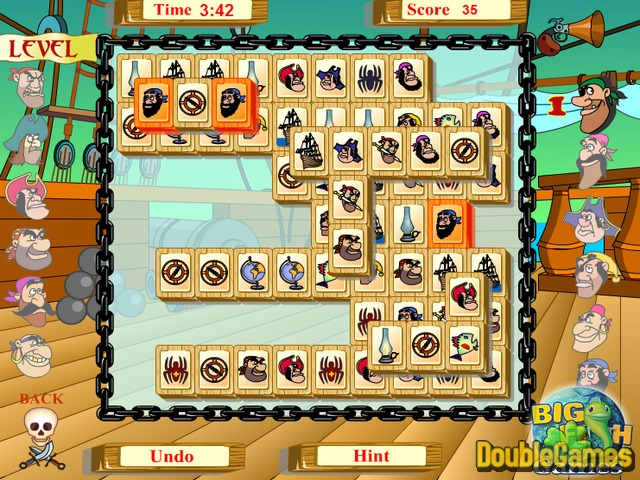 Free Download PirateJong Screenshot 3