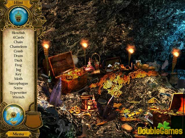 Скачать бесплатно Pirate Mysteries: A Tale of Monkeys, Masks, and Hidden Objects скриншот 2