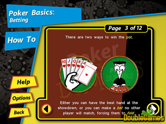 Casino games for dummies pdf harness racing gambling systems