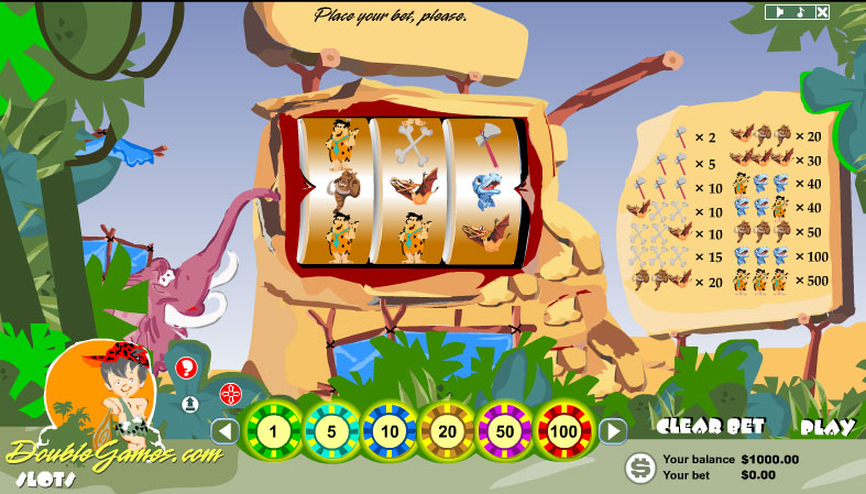 Free Download Prehistoric Slots Screenshot 3