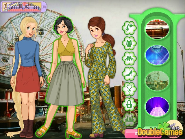 Free Download Princess 70-s Fashion Screenshot 2