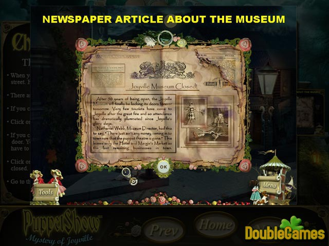 Free Download PuppetShow: Mystery of Joyville Strategy Guide Screenshot 2