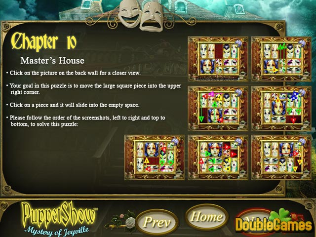 Free Download PuppetShow: Mystery of Joyville Strategy Guide Screenshot 3