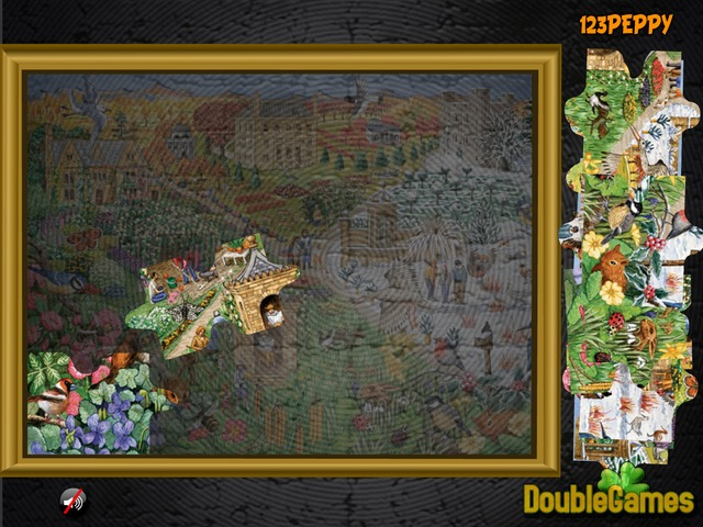 Free Download Puzzlemania. Country Life Screenshot 2