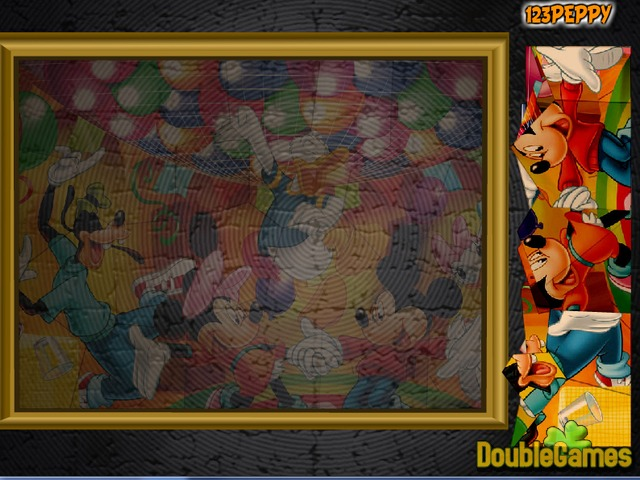 Free Download Puzzlemania. Mickey Mouse Screenshot 3