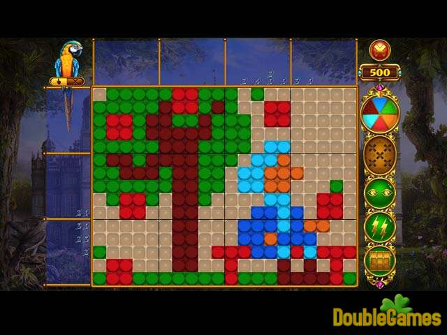 Free Download Rainbow Mosaics: Treasure Trip 2 Screenshot 2
