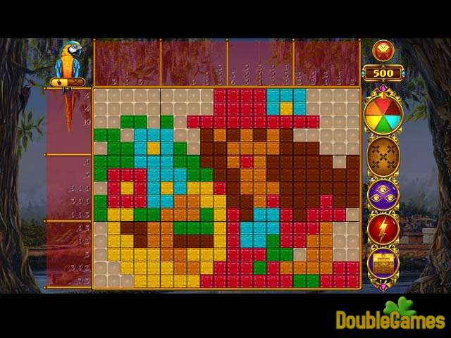 Free Download Rainbow Mosaics: Treasure Trip 2 Screenshot 3