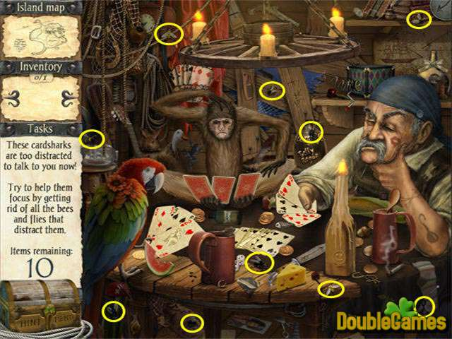 Free Download Robinson Crusoe and the Cursed Pirates Strategy Guide Screenshot 1