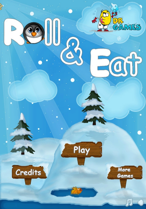 Free Download Roll & Eat Screenshot 1