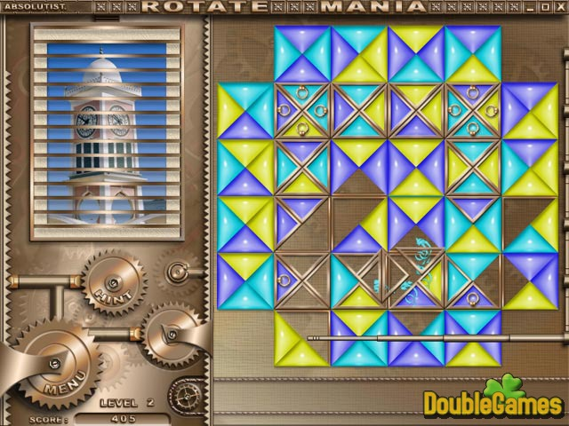 Free Download Rotate Mania Deluxe Screenshot 1