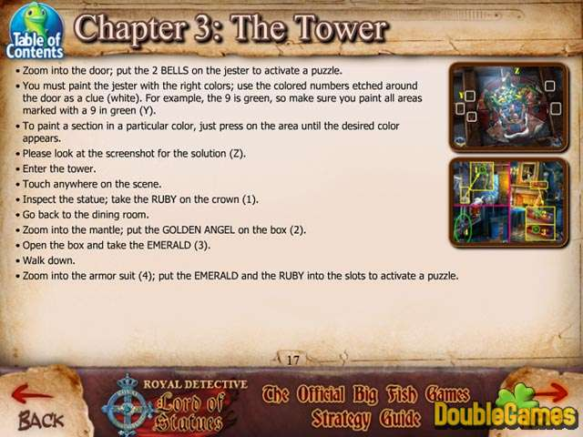 Free Download Royal Detective: Lord of Statues Strategy Guide Screenshot 2
