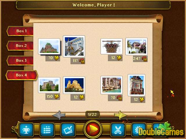 Free Download Royal Jigsaw 2 Screenshot 2