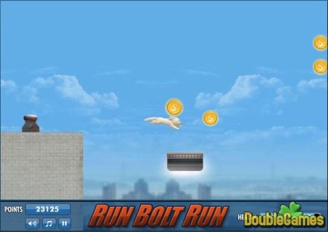 Run bolt run game 2 paragon casino