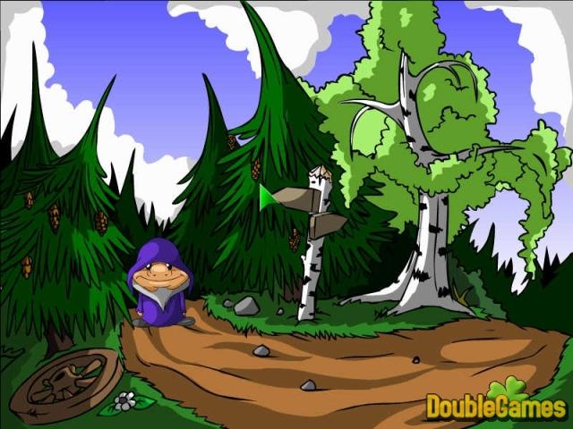 Русский лес родственные игры