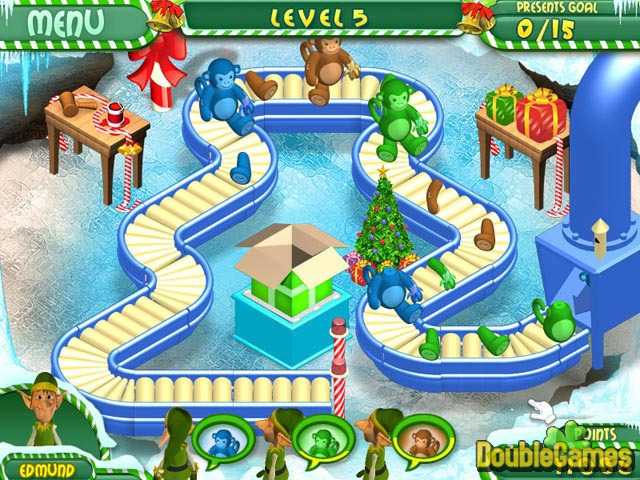 Free Download Santa's Super Friends Screenshot 1