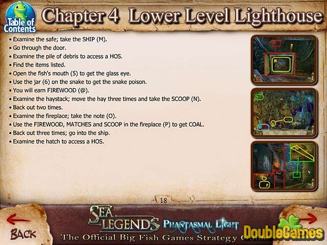 Free Download Sea Legends: Phantasmal Light Strategy Guide Screenshot 3