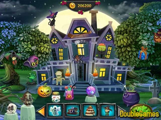 Free Download Secrets of Magic 3: Happy Halloween Screenshot 1