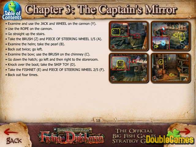 Free Download Secrets of the Seas: Flying Dutchman Strategy Guide Screenshot 2