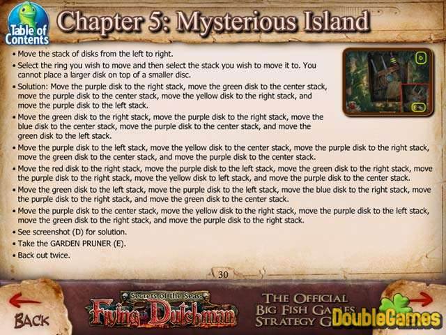 Free Download Secrets of the Seas: Flying Dutchman Strategy Guide Screenshot 3