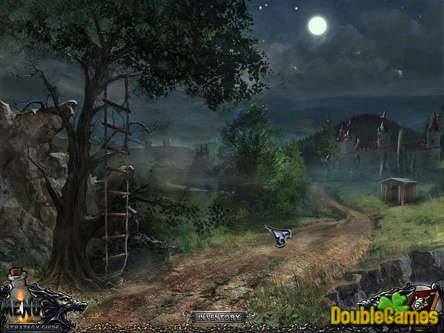 Free Download Shadow Wolf Mysteries: Curse of the Full Moon Collector's Edition Screenshot 2