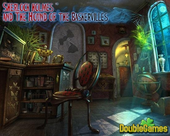 Скачать бесплатно Sherlock Holmes: The Hound of the Baskervilles Collector's Edition скриншот 2