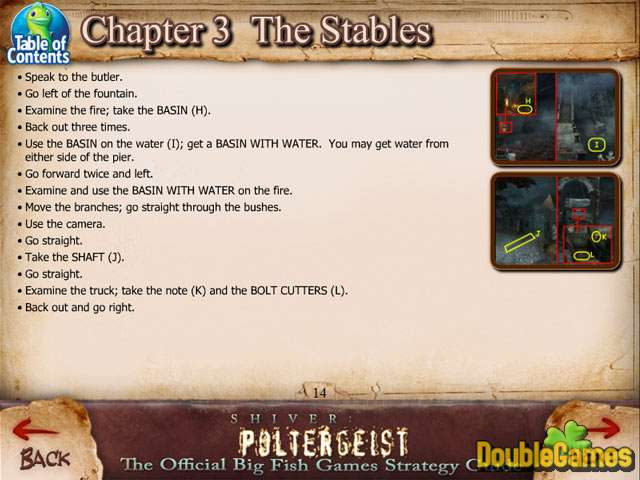 Free Download Shiver: Poltergeist Strategy Guide Screenshot 2